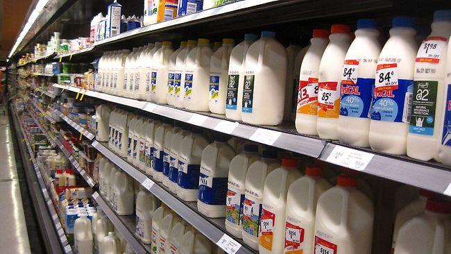 农业部:生鲜乳价连涨8月