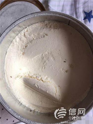 奶粉中发现活虫 雅培给予消费者十倍赔偿