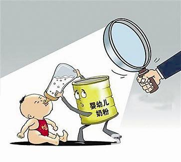 总局通告2016年12月5批次婴幼儿配方乳粉
