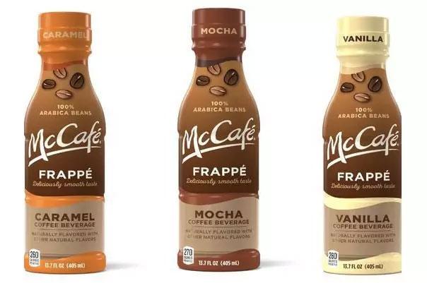 麦当劳开始售卖瓶装有机牛奶